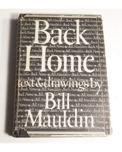 Up Front and Back Home by Bill Mauldin (2)