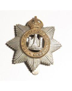 The Devonshire Regiment cap badge