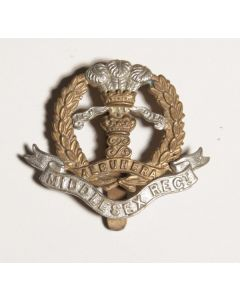 The Middlesex Regiment cap badge