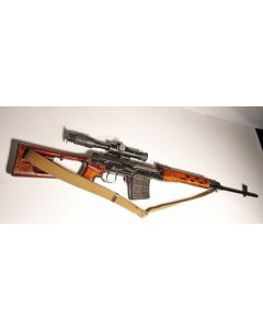 Russian Dragunov Sniper Rifle