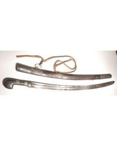 Turkish/Ottoman decorative sword