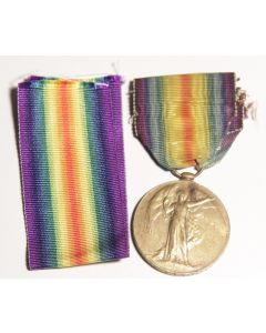 British WWI Victory Medal named